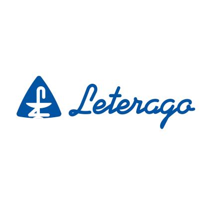 Logotipo Leterago
